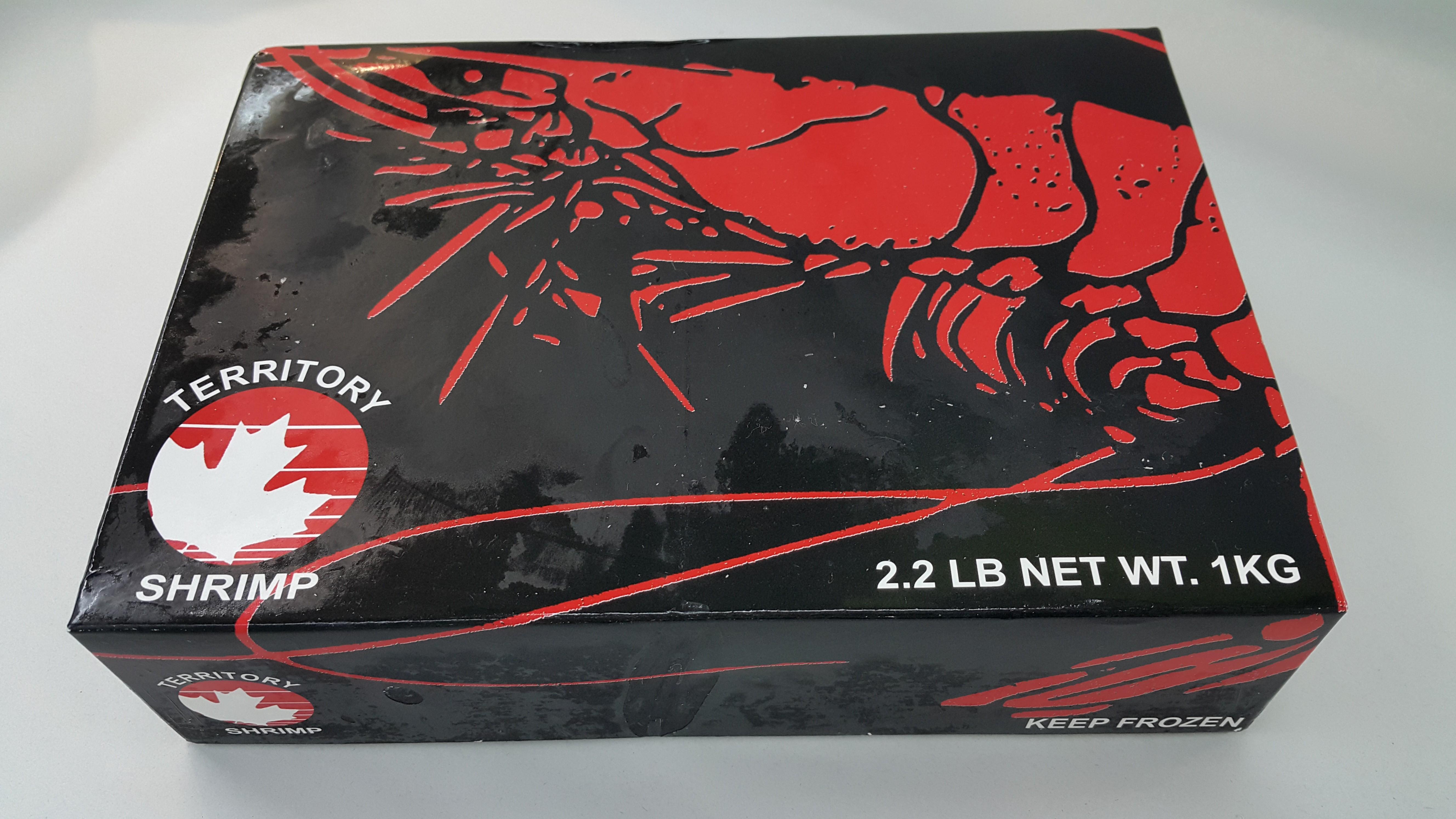 加拿大原盒牡丹蝦 XL Canadian Spot Prawn (每盒)