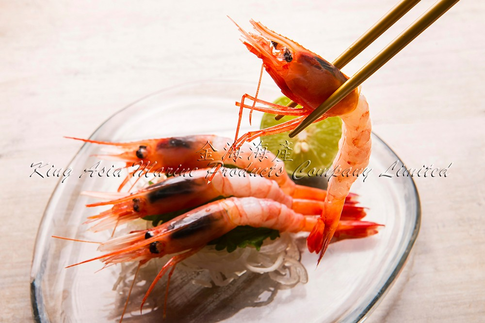 俄羅斯甜蝦(原盒) 4L Russian Sweet Shrimp (每盒1Kg)