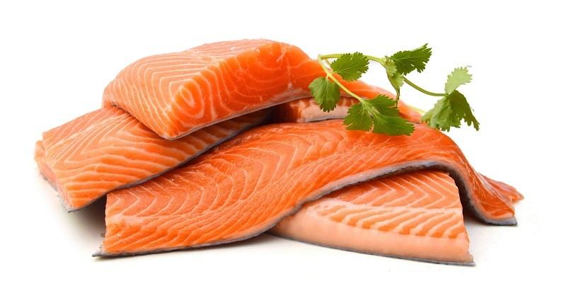 挪威三文魚 (原條/起柳)  Norwegian Salmon (Whole pc/Fillet) (每磅)