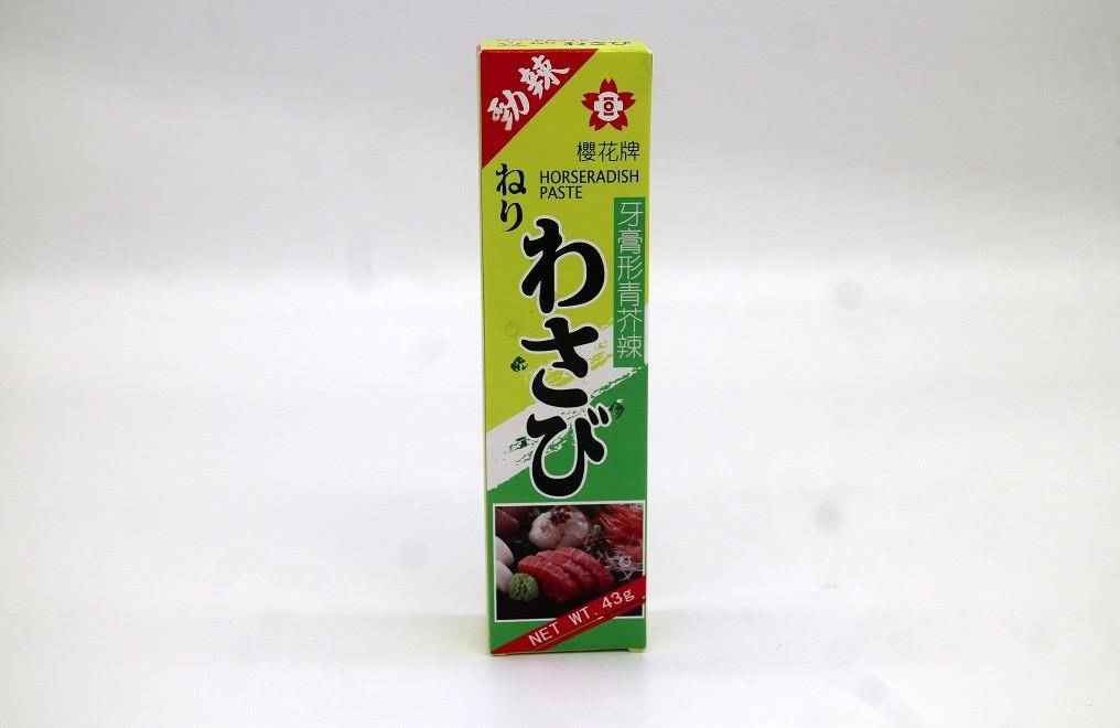 日本櫻花牌青芥辣 Sakura Neri Wasabi (每支)