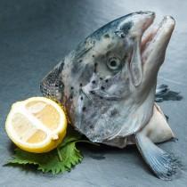 挪威三文魚頭  Frozen Norwegian Salmon Head (每個)
