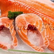 挪威三文魚 (原條/切片)  Norwegian Salmon (Whole pc/Slice) (每磅)