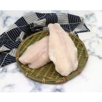 越南鯰魚柳-有皮 Vietnam Pangasius Fillet-Boneless,Skin-on (每包)