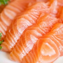 挪威三文魚刺身 Norwegian Salmon Sashimi (每磅)