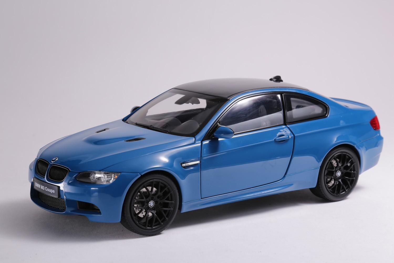 BMW M3 COUPE(E92) - 08734LBL- LAGNA SECA BLUE