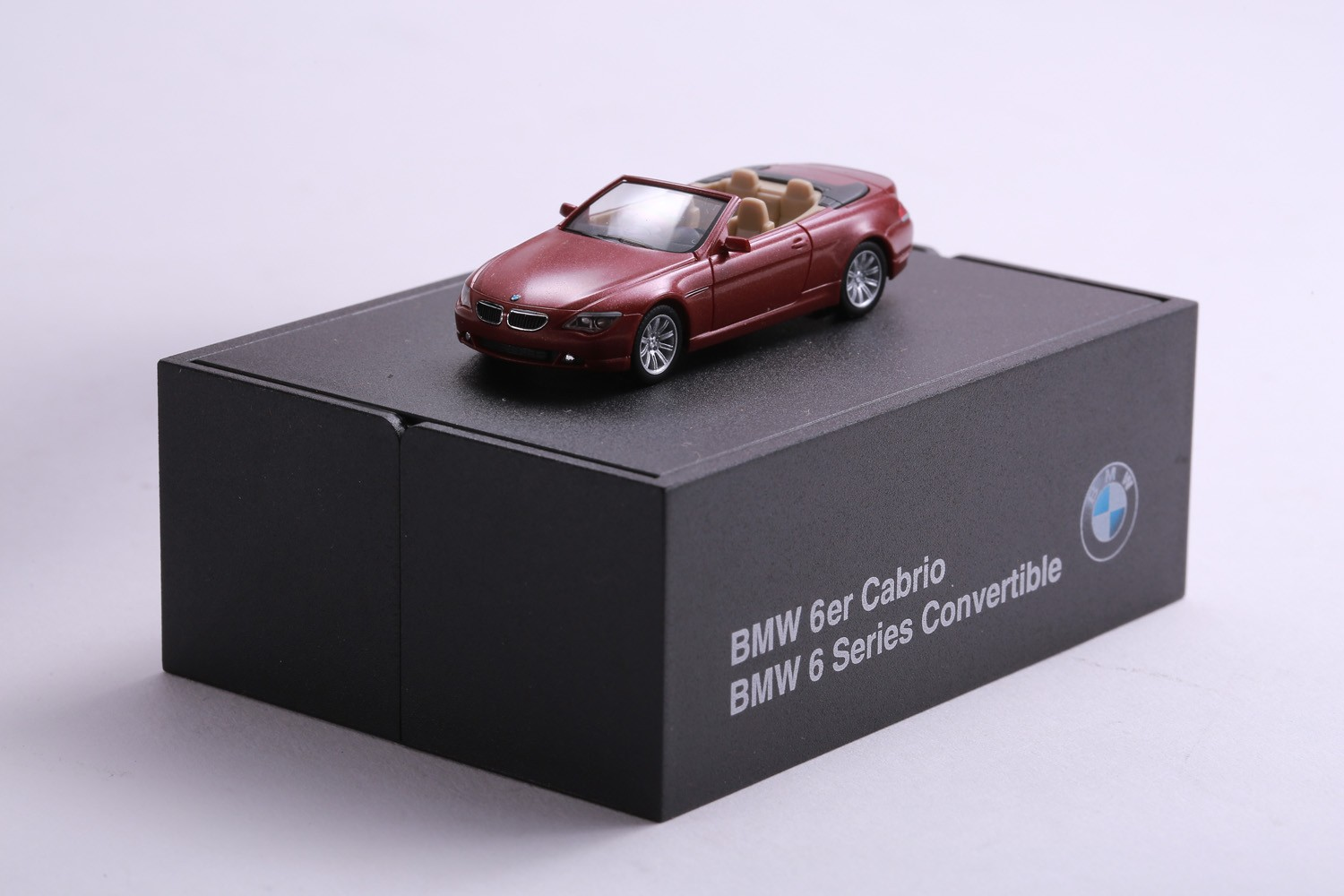 BMW 6ER CABRIO (BMW 6 SERIES CONVERTIBLE) – 80410153432 – RED