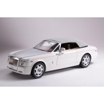 ROLLS - ROYCE PHANTOM DROPHEAD COUPE - 08871EW - ENGLISH WHITE