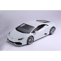 LAMBORGHINI HURACAN LP610-4 (FULL OPENINGS) – 74602 – BIANCO ICARUS METALLIC/WHITE METALLIC
