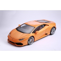 LAMBORGHINI HURACAN LP610-4 (FULL OPENINGS) - 74603 - ARANCIO BOREALIS/ORANGE PEARL