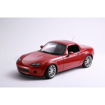 MAZDA MX-5 ROADSTER RETRACTAVLE ROOF 2006 (RHD/JAPANESE VERSION – 75977 – TRUE RED