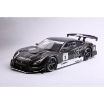NISSAN GT-R GT500 STEALTH MODEL #1 (GRAN TURISMO 5 ) - 81041 – BLACK