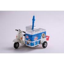 Ice cream motorcycle