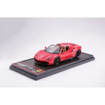 FERRARI 488 SPIDER 2015 ROSSO CORSA - BBRC173RS - LIMITED 96PCS - RED