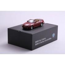 BMW 6ER CABRIO (BMW 6 SERIES CONVERTIBLE) – 80410153432 – RED