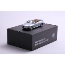 BMW M6 CABRIO (BMW M6 SERIES CONVERTIBLE) – 80410417428 – SILVER