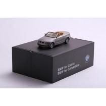 BMW 1ER CABRIO (BMW 1 SERIES CONVERTIBLE) – 80410427039 – SILVER