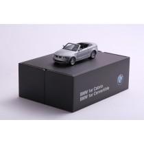 BMW 1ER CABRIO (BMW 1ER CONVERTIBLE) – 80410427040 – SILVER
