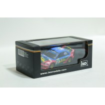 SUBARU IMPREZA WRC #17 RALLY NEW ZEALAND 2000 -RAC228 – BLUE/RED