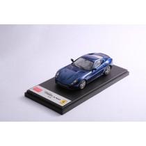 FERRARI 599 GTB FIORANO 2006 – EM114C – (BLU TOUR DE FRANCE) BLUE
