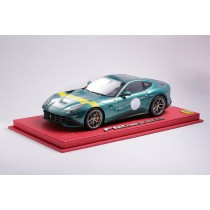 FERRARI F12 BERLINETTA VERDE PINO - P1841VP - LIMITED 32PCS - GREEEN