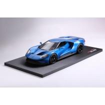 FORD GT 2015 N.American Int. Auto Show  - TS0004 - Liquid Blue
