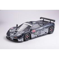 1995 MCLAREN F1 GTR #59 LE MANS 24 HRS / WINNER KOKUSAI KAIHATSU RACING - TSM131805 - GREY