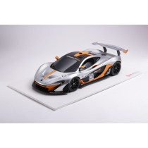 2014 MCLAREN P1 GTR PEBBLE BEACH DEBUT - TSM151823R - SILVER