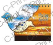 Flying 飛往世界 細座枱年曆2014 (A款)
