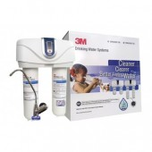 3M 智能淨水系統連LED龍頭 (枱下安裝)DWS2500T-CN