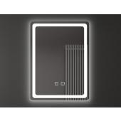 觸控式有燈防霧浴室鏡500x700mm(LF5070)