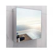 鏡面不銹鋼單門鏡櫃500X700mm (MC-5070)